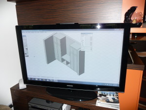 3D Computer Assisted Drawings